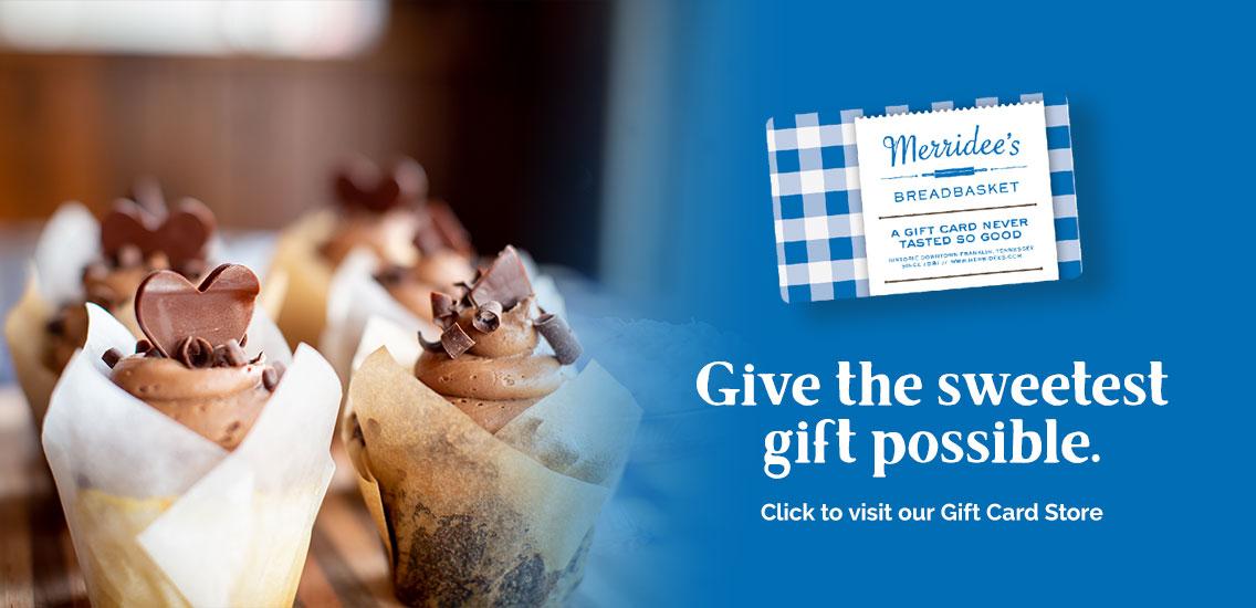 Merridee's Gift Card Store