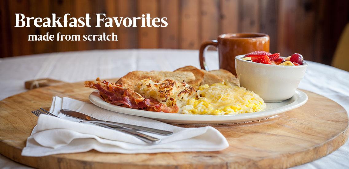 Breakfast Favorites